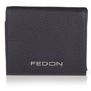 Fedon - Amelia Bottalato Wallet Dark Blue