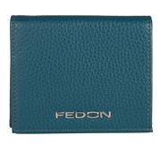 Fedon - Amelia Bottalato Wallet Light Green