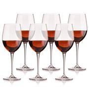 Bormioli Rocco - Premium No10 Wine 470ml 6pce set