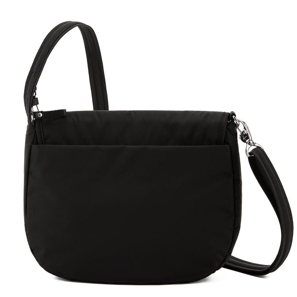 NEW-Pacsafe-Stylesafe-Crossbody-Bag-Black thumbnail 2