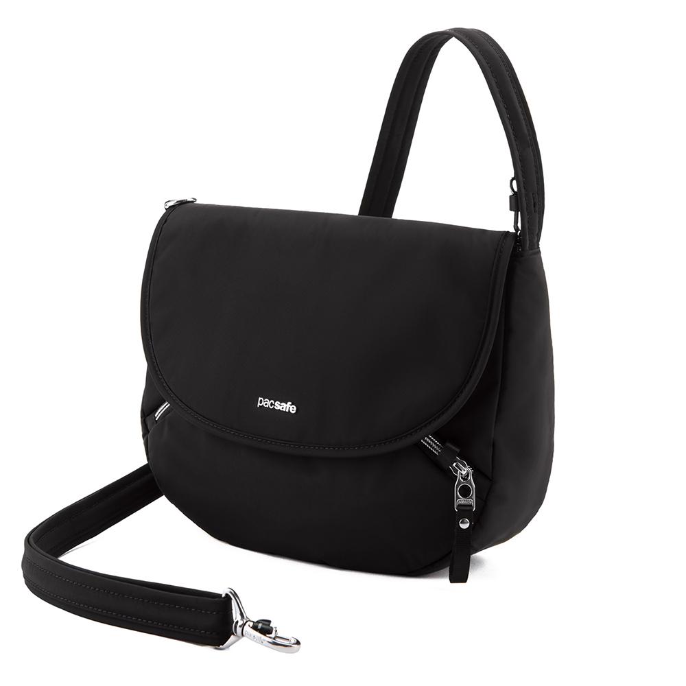 NEW-Pacsafe-Stylesafe-Crossbody-Bag-Black thumbnail 3