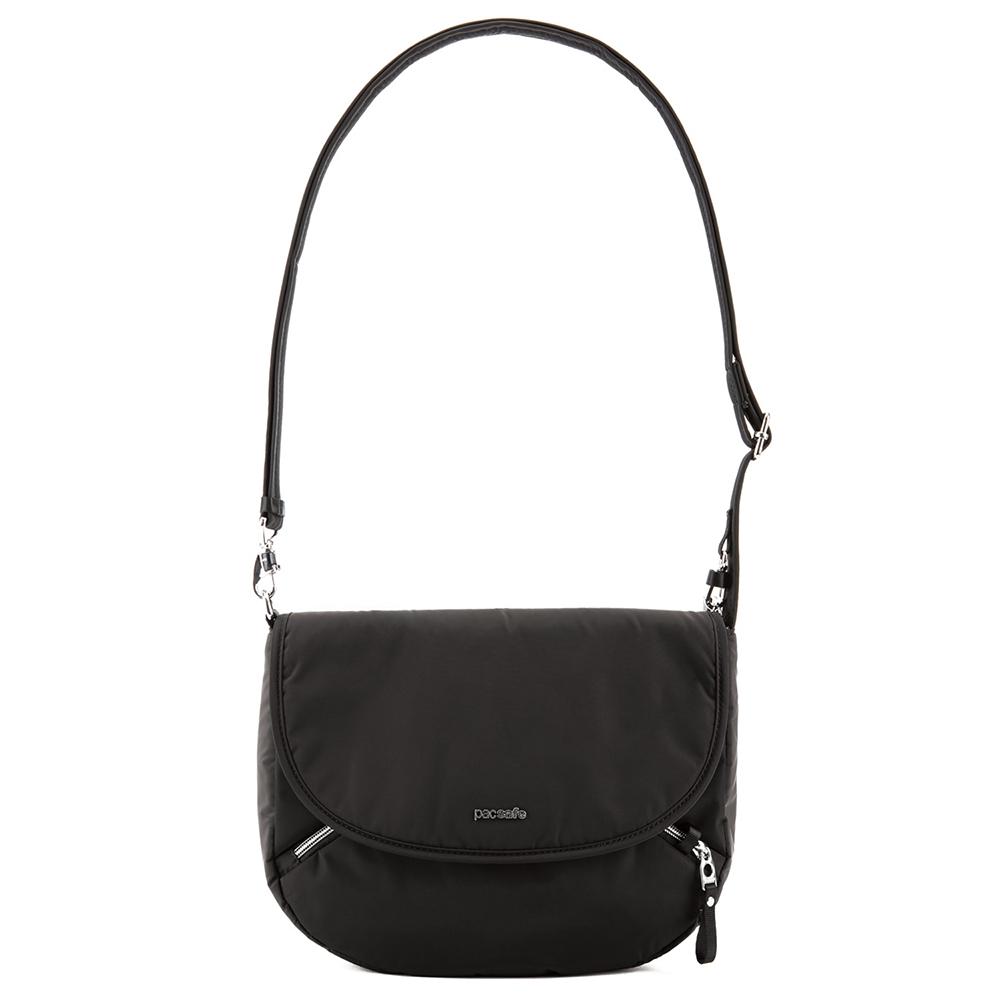 NEW-Pacsafe-Stylesafe-Crossbody-Bag-Black thumbnail 7