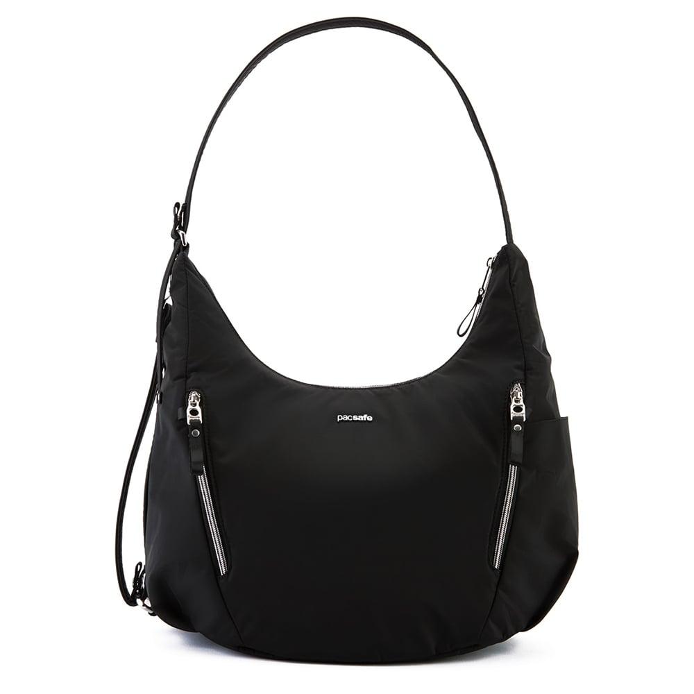 56beca532 Pacsafe - Stylesafe Convertible Crossbody Bag Black | Peter's of ...
