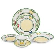 V&B - French Garden Fleurence Dinner Set 24pce
