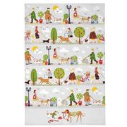 Ulster Weavers - Walkies Cotton Tea Towel 74x48cm