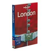 Lonely Planet - London 11th Edition.