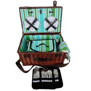 Satara - Sorrento Six Person Picnic Basket