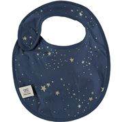 Nobodinoz - Candy Bib Gold Stella/Night Blue