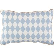Nobodinoz - Jack Cushion Blue Diamonds