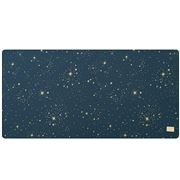 Nobodinoz - Saint Barth Mattress Gold Stella/Night Blue