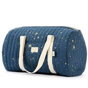 Nobodinoz - New York Weekend Bag Gold Stella/Night Blue