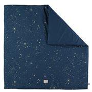 Nobodinoz - Colorado Square Playmat Gold Stella/Night Blue