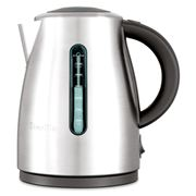 Breville - The Soft Top Clear Kettle BKE495