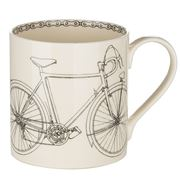 Big Tomato Company - Golden Age of Bicycles Classic Bike Mug