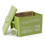Burgon & Ball - Compost Bin Lime Green