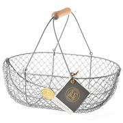 Burgon & Ball - Sophie Conran Harvesting Basket Grey