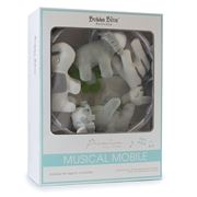 Bubba Blue - Boy Zoofari Musical Mobile