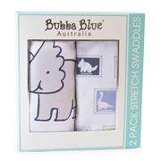 Bubba Blue - Jurassic Swaddle