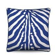Stuart Membery Home - Zebra China Blue Cushion