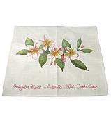 Susie Crooke - Frangipani Tea Towel
