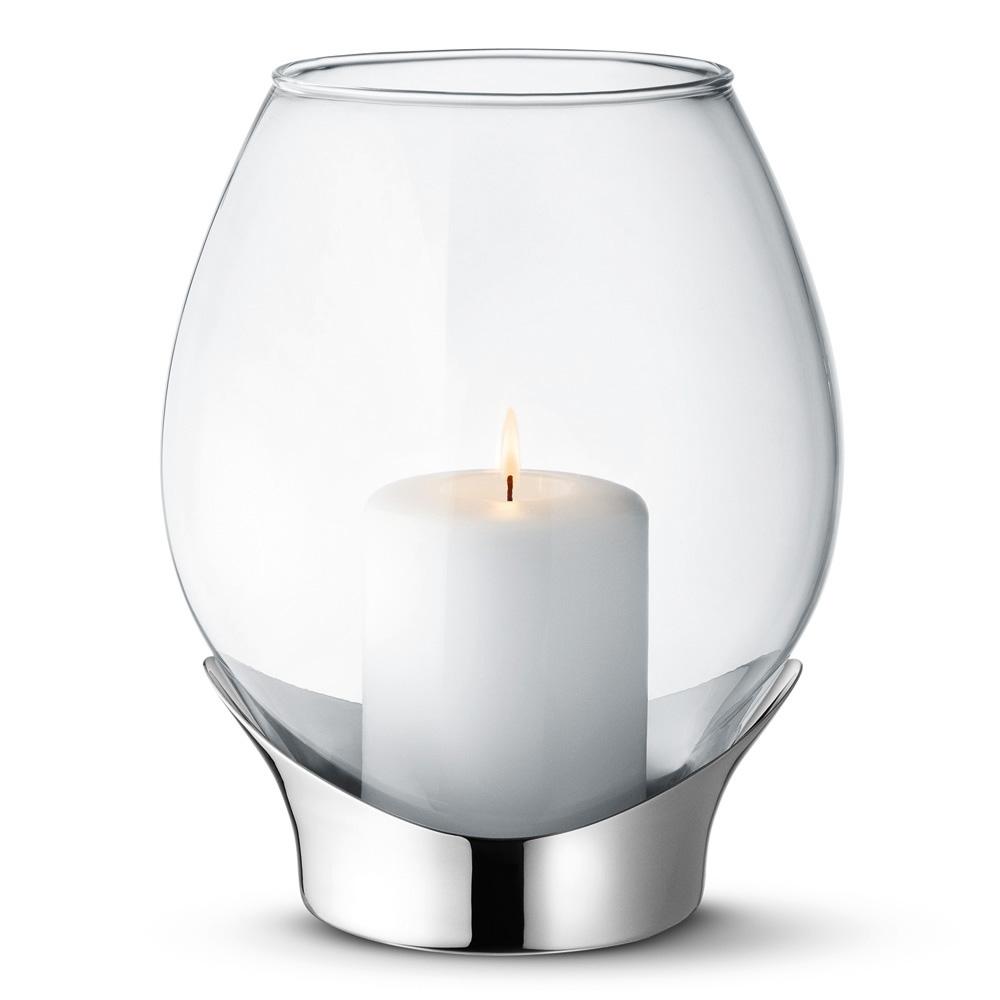 georg jensen grace candle holder large. Black Bedroom Furniture Sets. Home Design Ideas