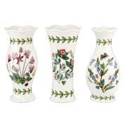 Portmeirion - Botanic Garden Mini Vase Set 3pce