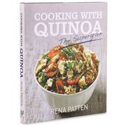 Book - Cooking with Quinoa