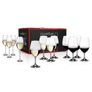 Riedel - Ouverture Pay for 8 Get 12 Set