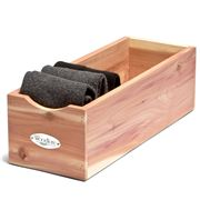 Woodlore - Cedar Sock Box
