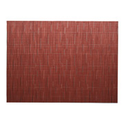 Chilewich - Bamboo Cranberry Placemat