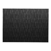 Chilewich - Bamboo Placemat Jet Black