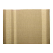 Chilewich - Tuxedo Stripe Gold Placemat