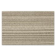 Chilewich - Skinny Stripe Birch Indoor/Outdoor Mat Small
