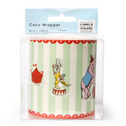 Robert Gordon - Little Circus Cake Wrapper 100cm