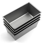 Chicago Metallic - Commercial II Mini Loaf Pan Set 4pce