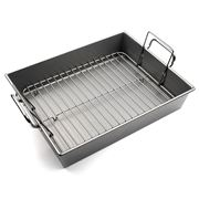Chicago Metallic - Commercial II Bake & Roast Pan Large