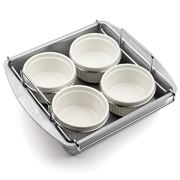 Chicago Metallic - Creme Brulee Pan Set