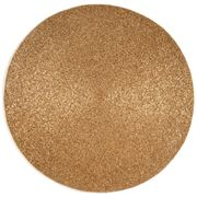 Kim Seybert - Metal Beaded Round Gold-Dust Placemat