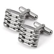 Ferrissimo - Slotted Cufflinks