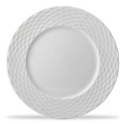 Pillivuyt - Basket Weave Bread & Butter Plate