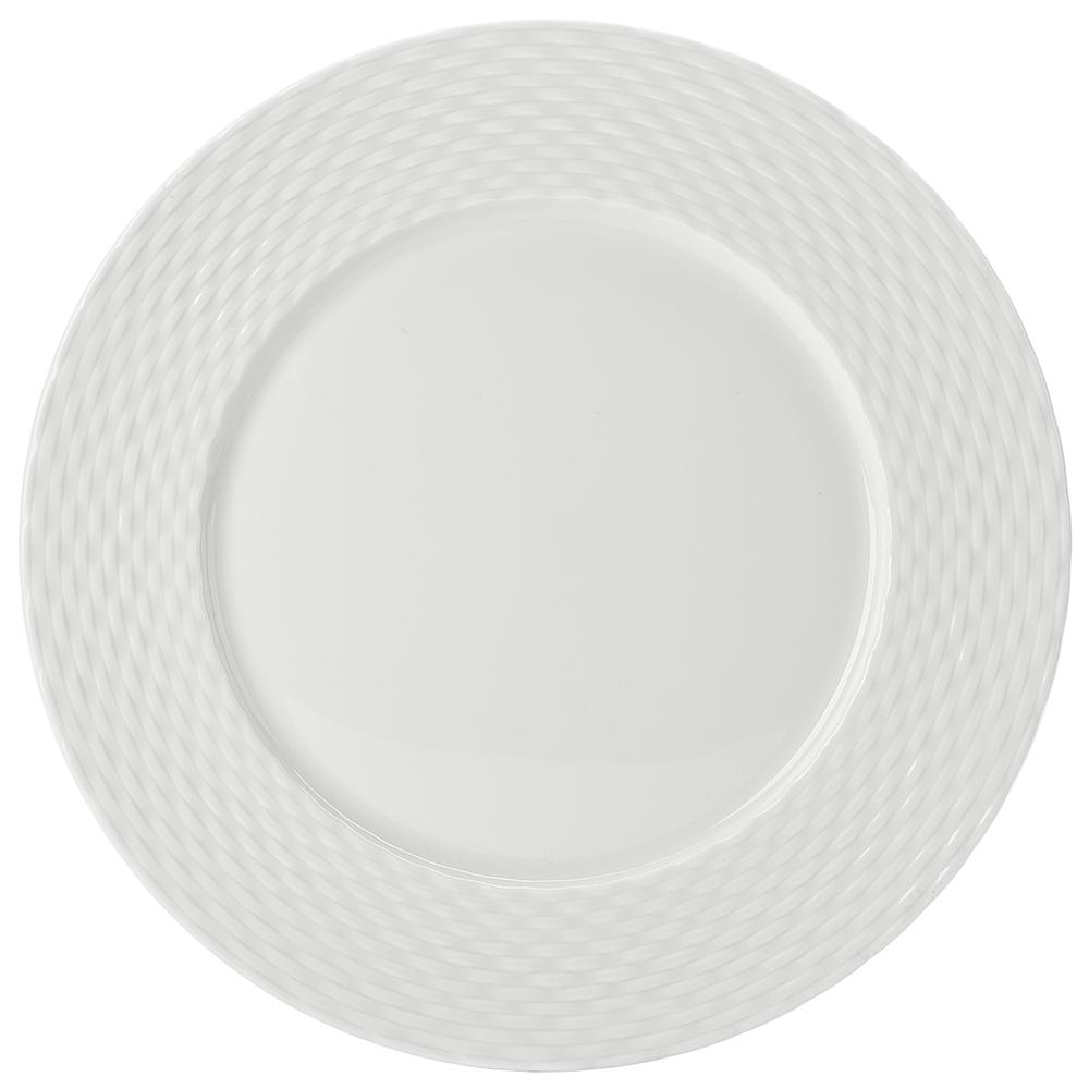 NEW Pillivuyt Plisse Entree Plate 22cm