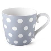 Konitz - Polka Dots Grey Mug