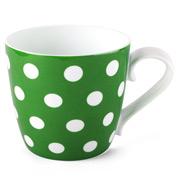 Konitz - Polka Dots Green Mug