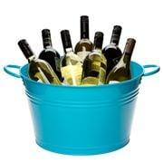 Retro Kitchen - Blue Party Tub