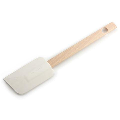 bois de vie rubber spatula medium 25cm peter 39 s of. Black Bedroom Furniture Sets. Home Design Ideas