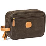 Bric's - Life Collection Olive Green Travel Kit