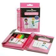 Fashion Angels - Fashion Design Sketch Book