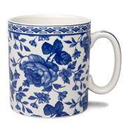 Spode - Blue Room Chintz Bouquet Mug