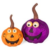 Raz Halloween - HaJack O'Lantern Set of 2