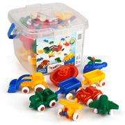 Viking Toys - Mini Chubbies Bucket 20pce